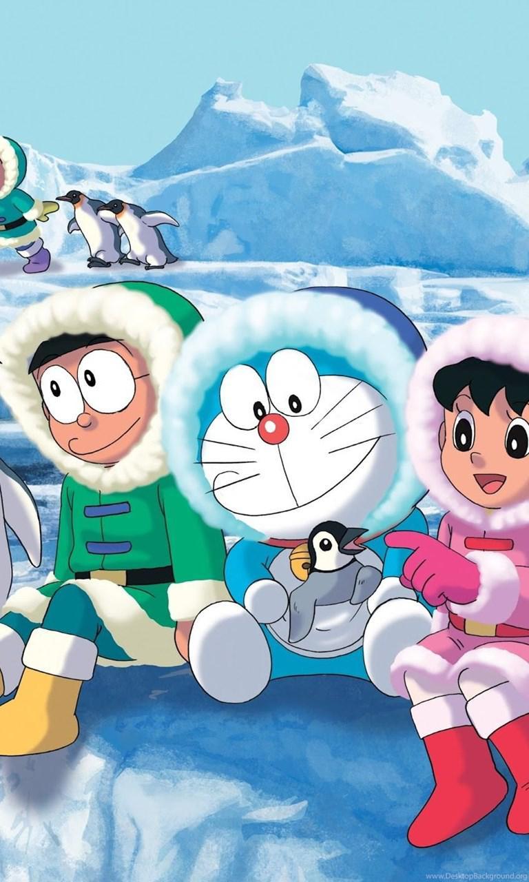 Doraemon Wallpaper For Iphone