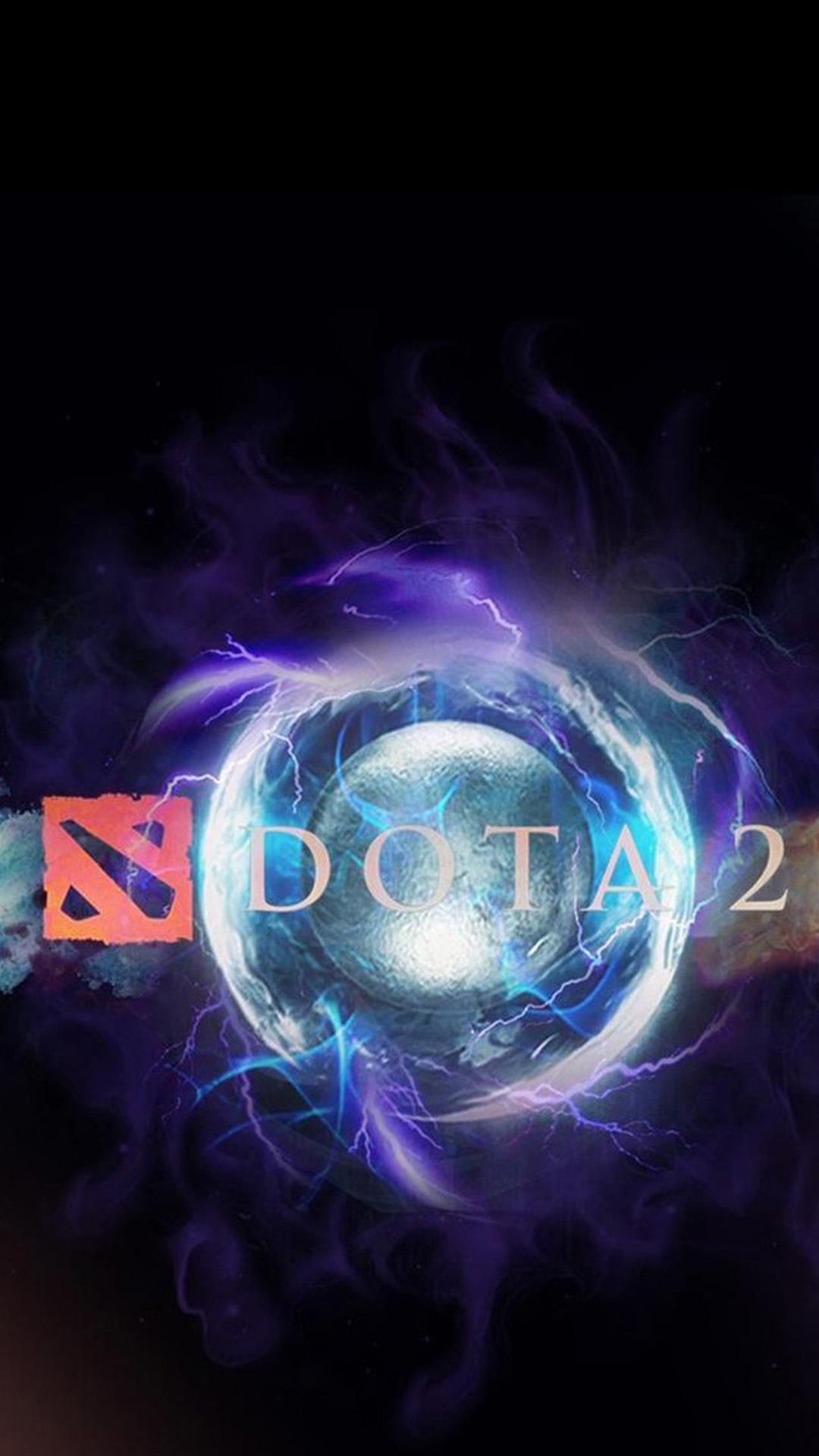 Dota 2 Logo Wallpaper Posted By Samantha Tremblay