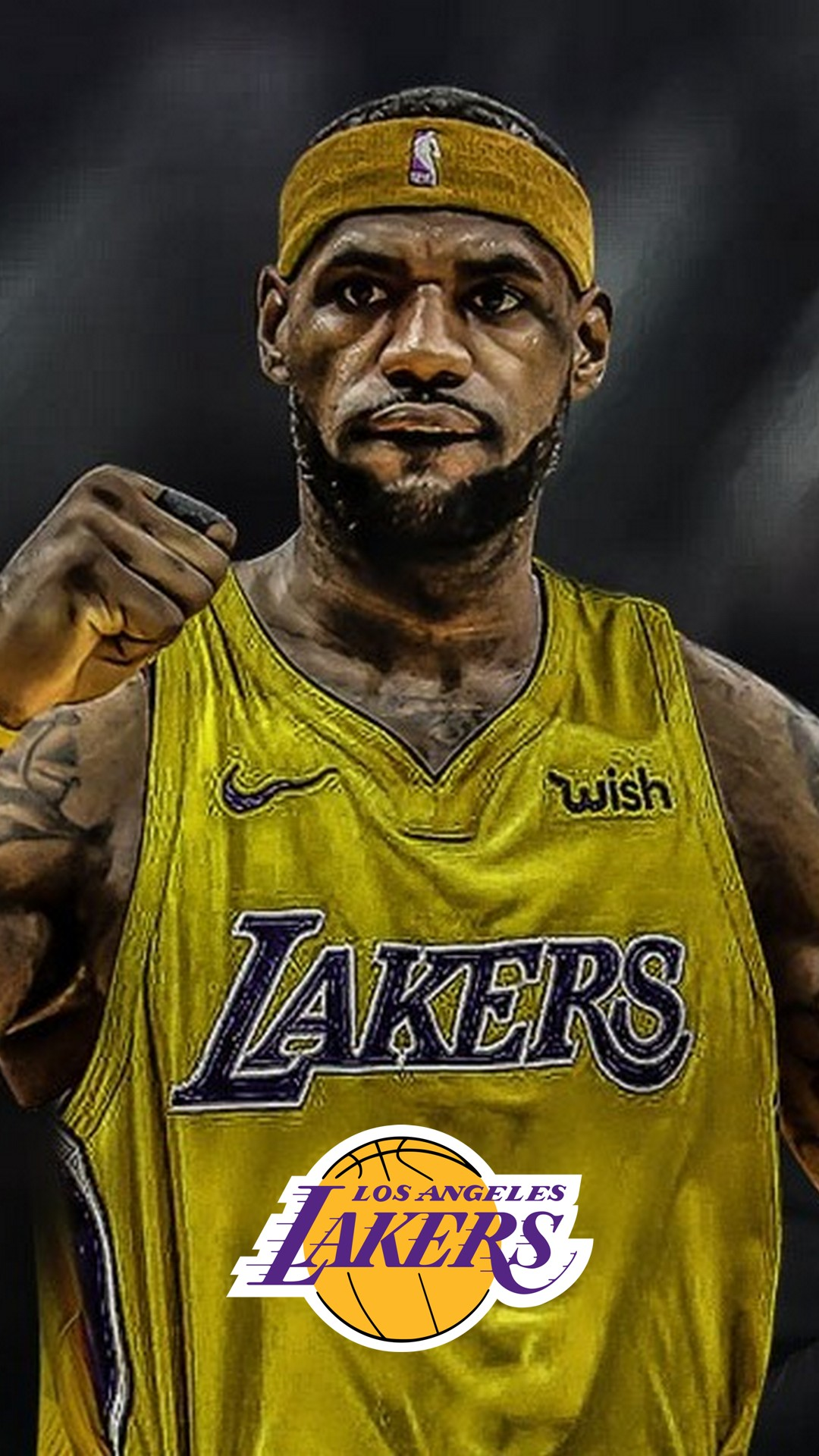 Download Lebron James Wallpaper Posted By Sarah Thompson