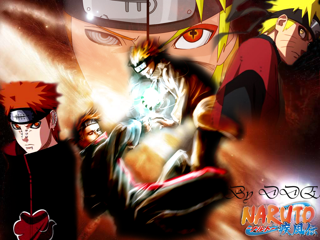 Original Size Naruto Vs Pain Wallpaper Hd Hd Wallpapers