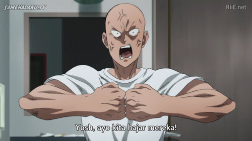 Download One Punch Man Season 2 Posted By Ryan Johnson