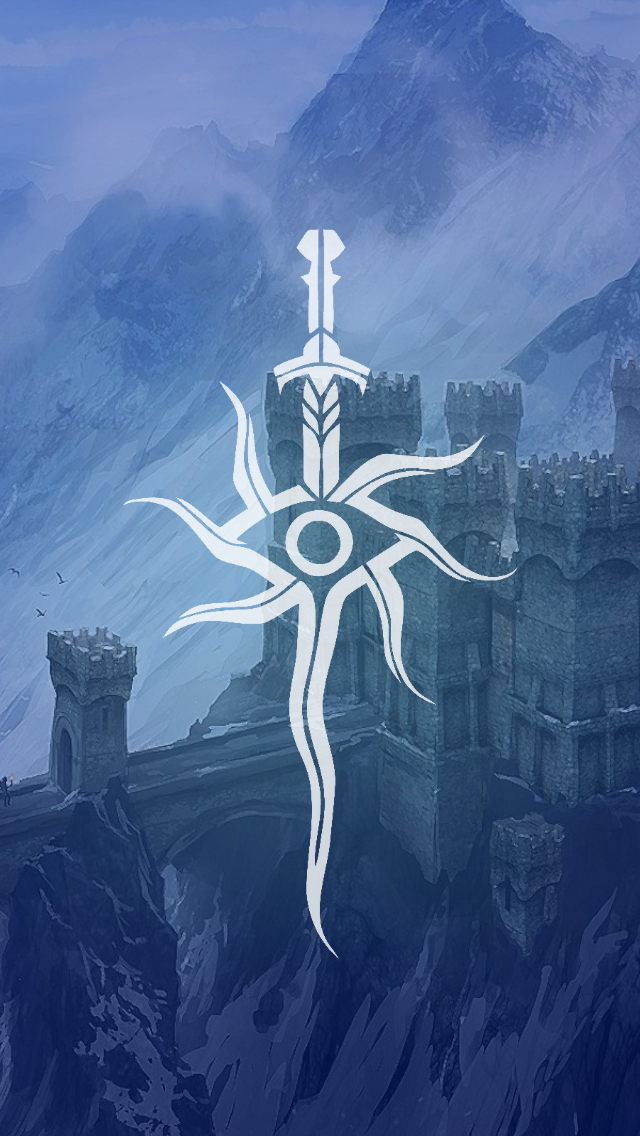 Dragon Age Inquisition Phone Wallpaper Posted By Christopher Sellers