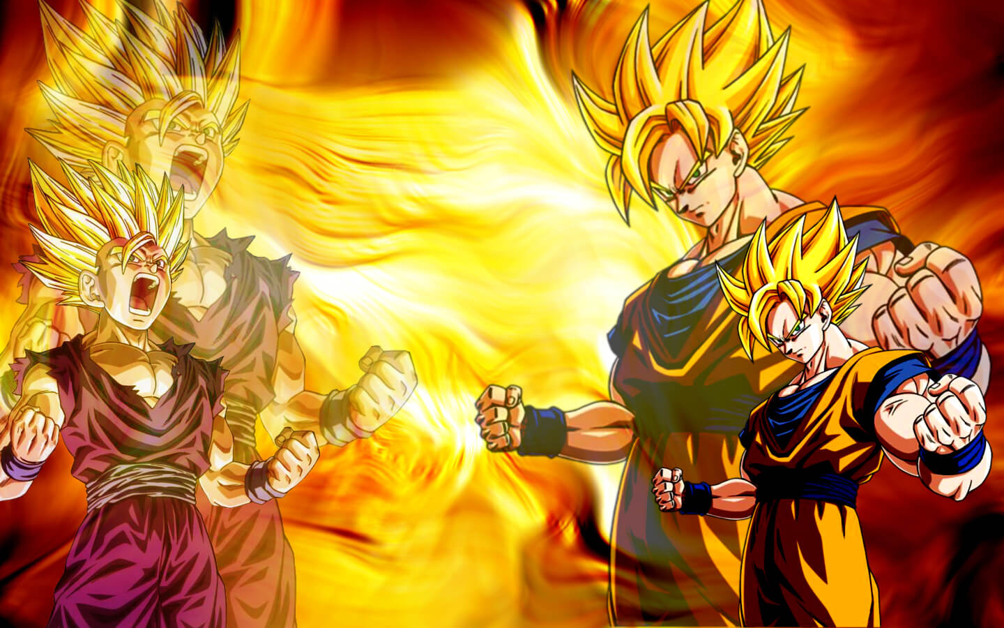 Dragon Ball Live Wallpaper Posted By Christopher Johnson