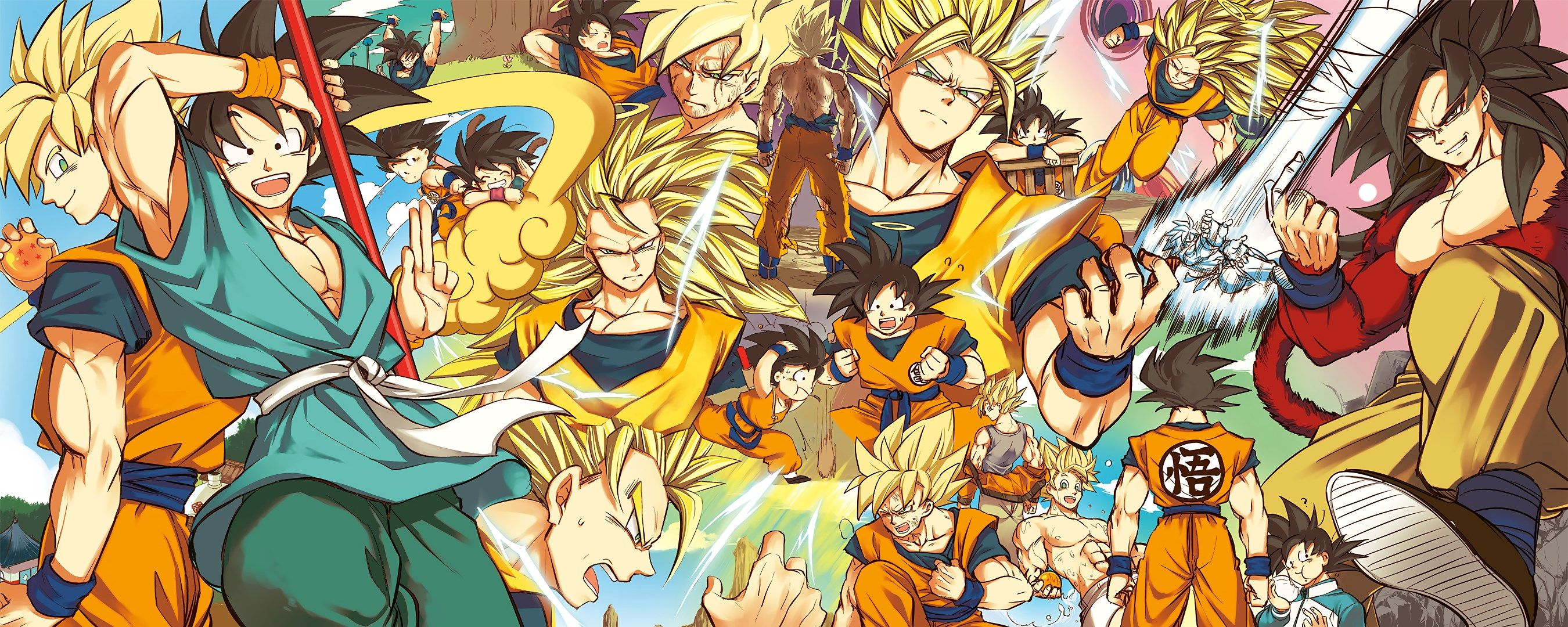Dragon Ball Manga Wallpaper Posted By Ethan Sellers