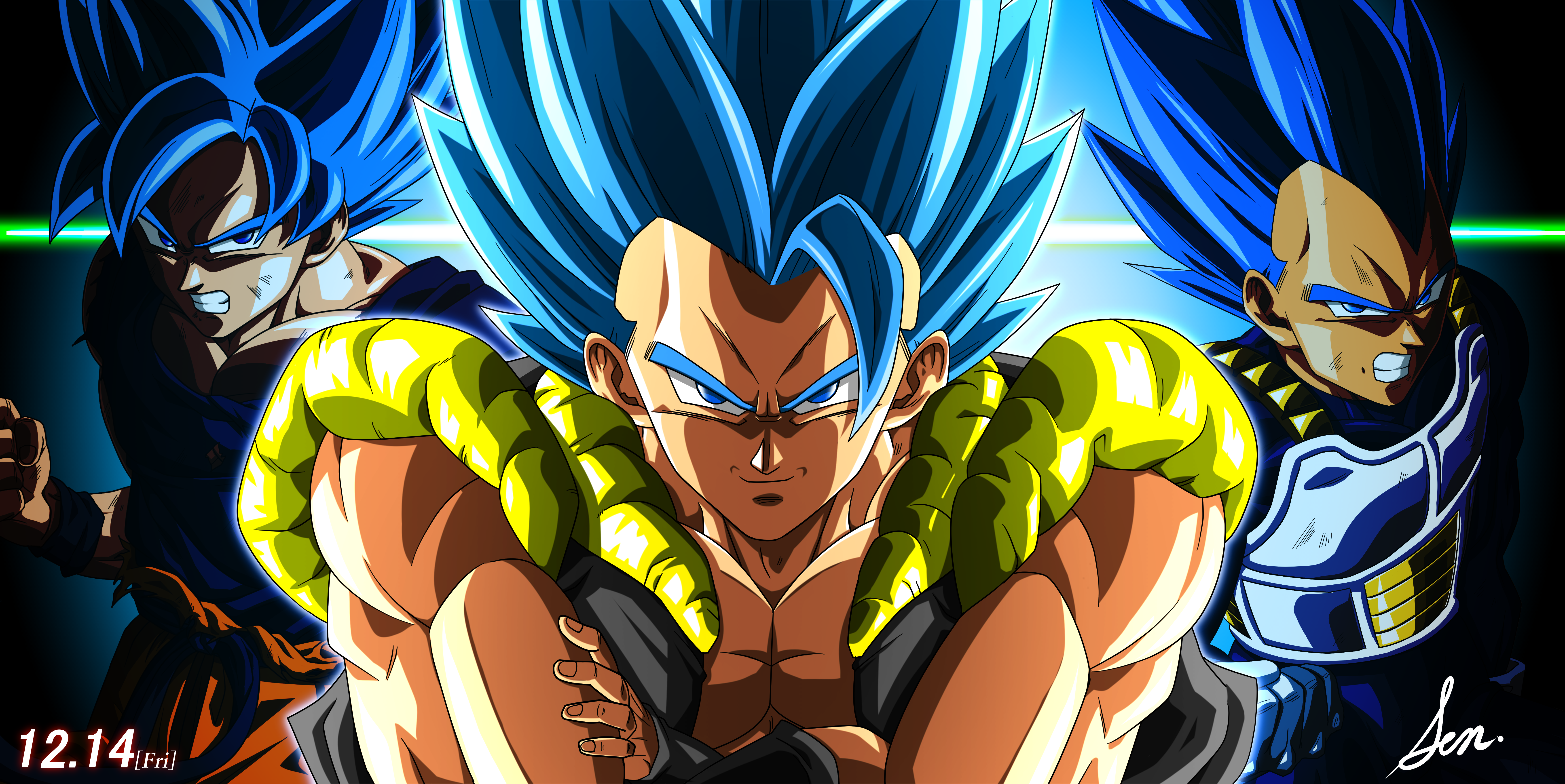 Dragon Ball Super Broly 4k Posted By Michelle Mercado