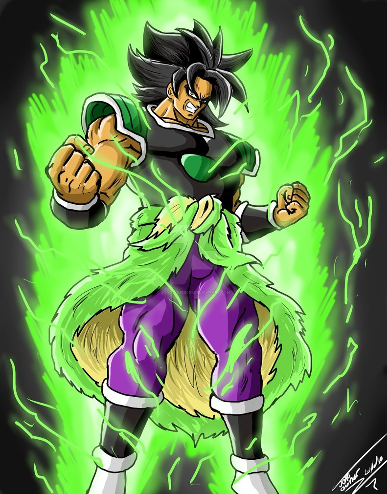Dragon Ball Super Broly Wallpaper Hd Posted By Ethan Thompson