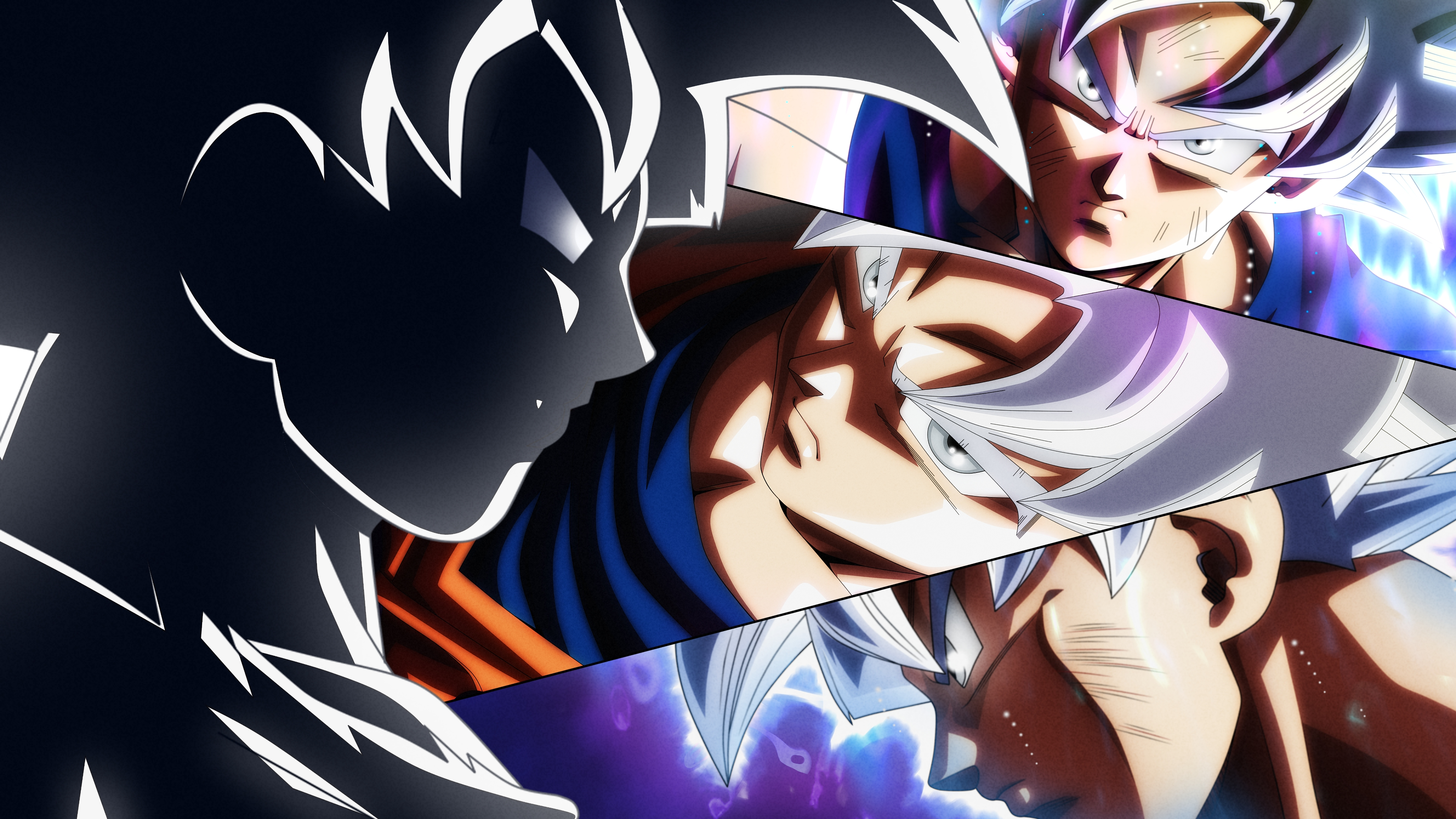 Dragon Ball Super Wallpaper 4k Posted By Ethan Thompson