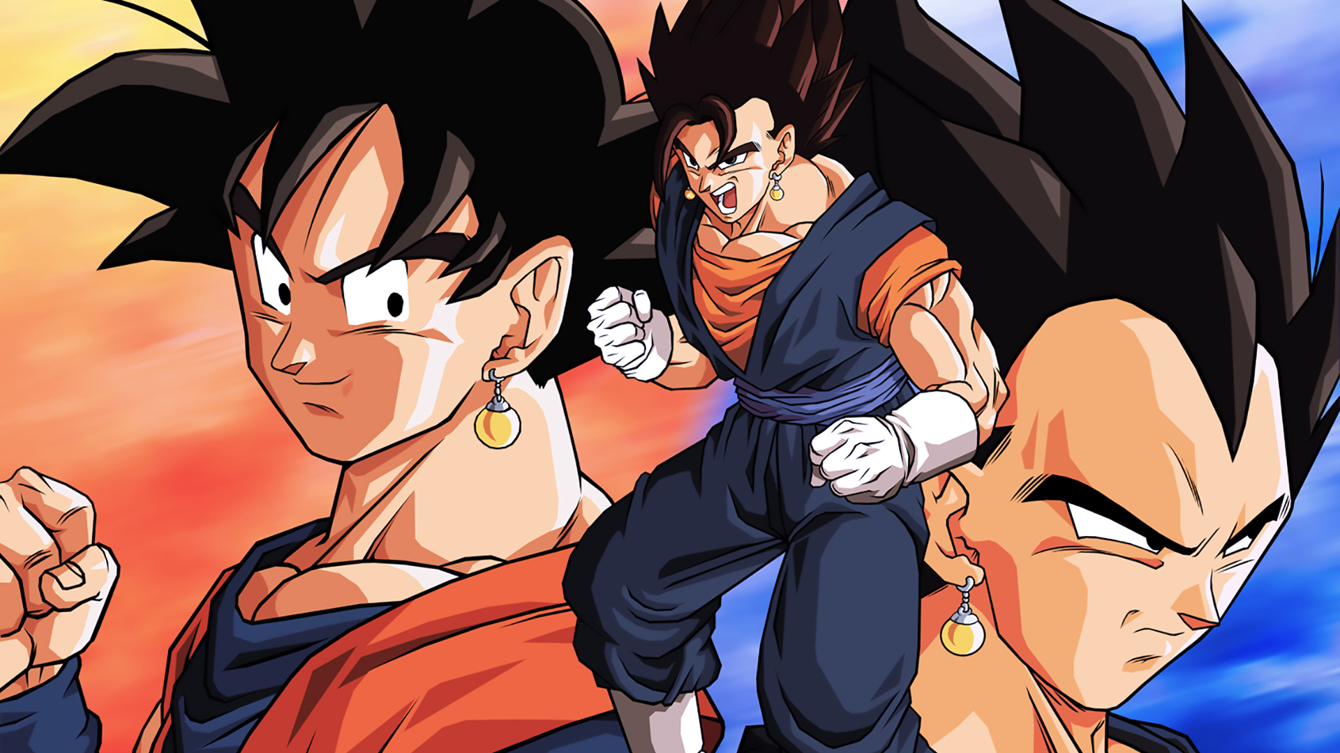 Dragon Ball Vegito Hd Wallpaper Posted By Zoey Simpson