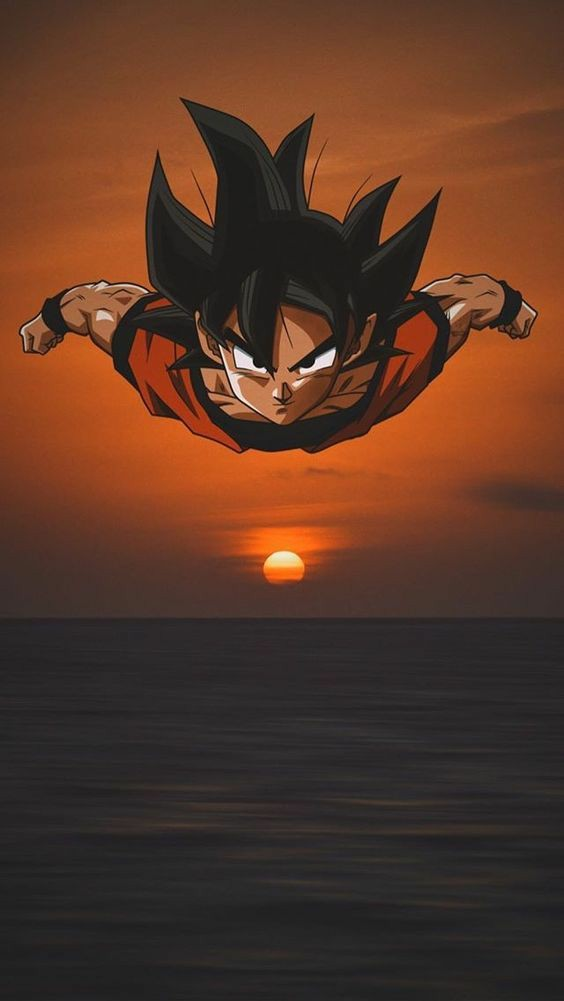 Dragon Ball Z Iphone Background Posted By Ryan Sellers