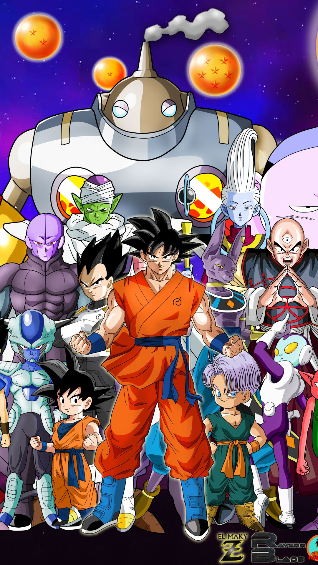 Dragon Ball Z Iphone Posted By Samantha Tremblay