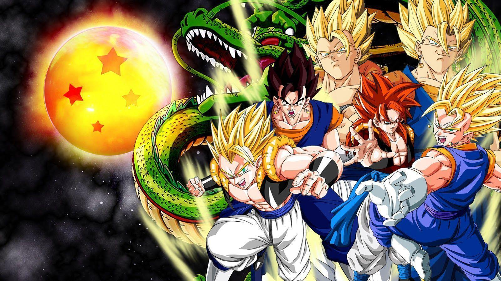 Dragon Ball Z Wallpaper For Android