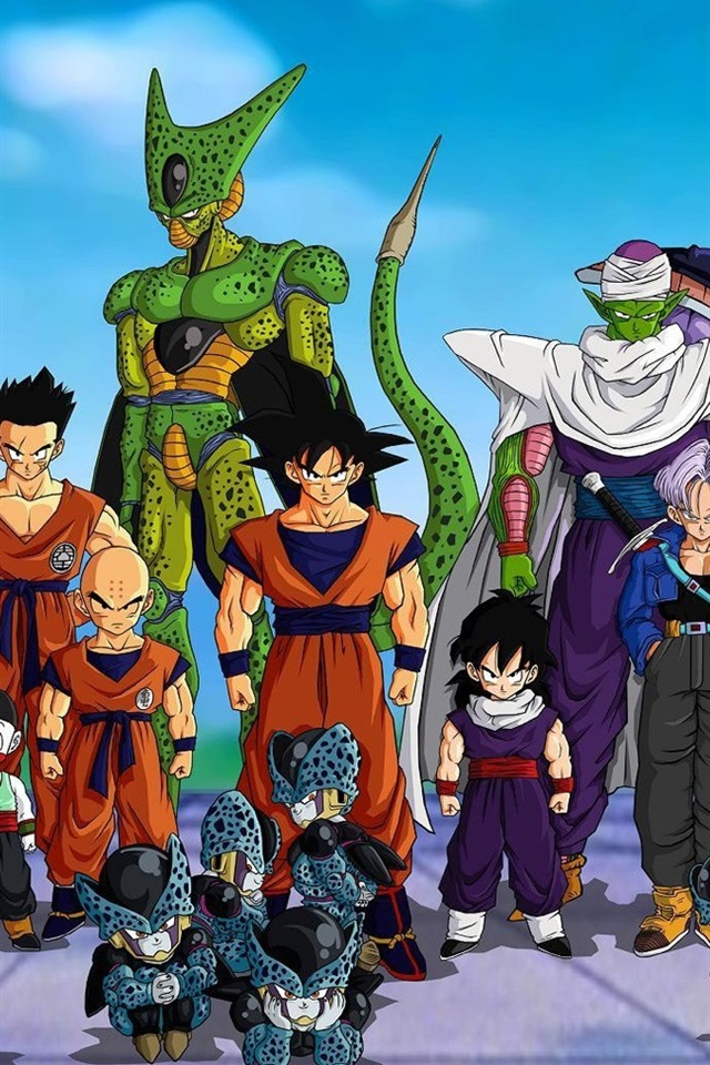 Dragon Ball Z Wallpaper Iphone Posted By Sarah Cunningham