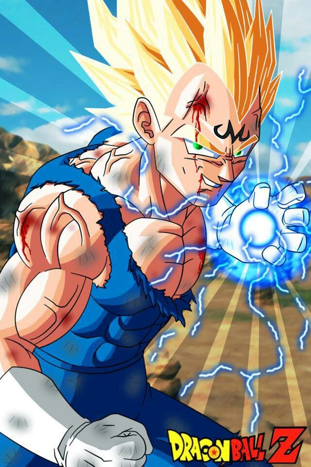 Dragon Ball Z Wallpaper Vegeta Posted By Christopher Sellers