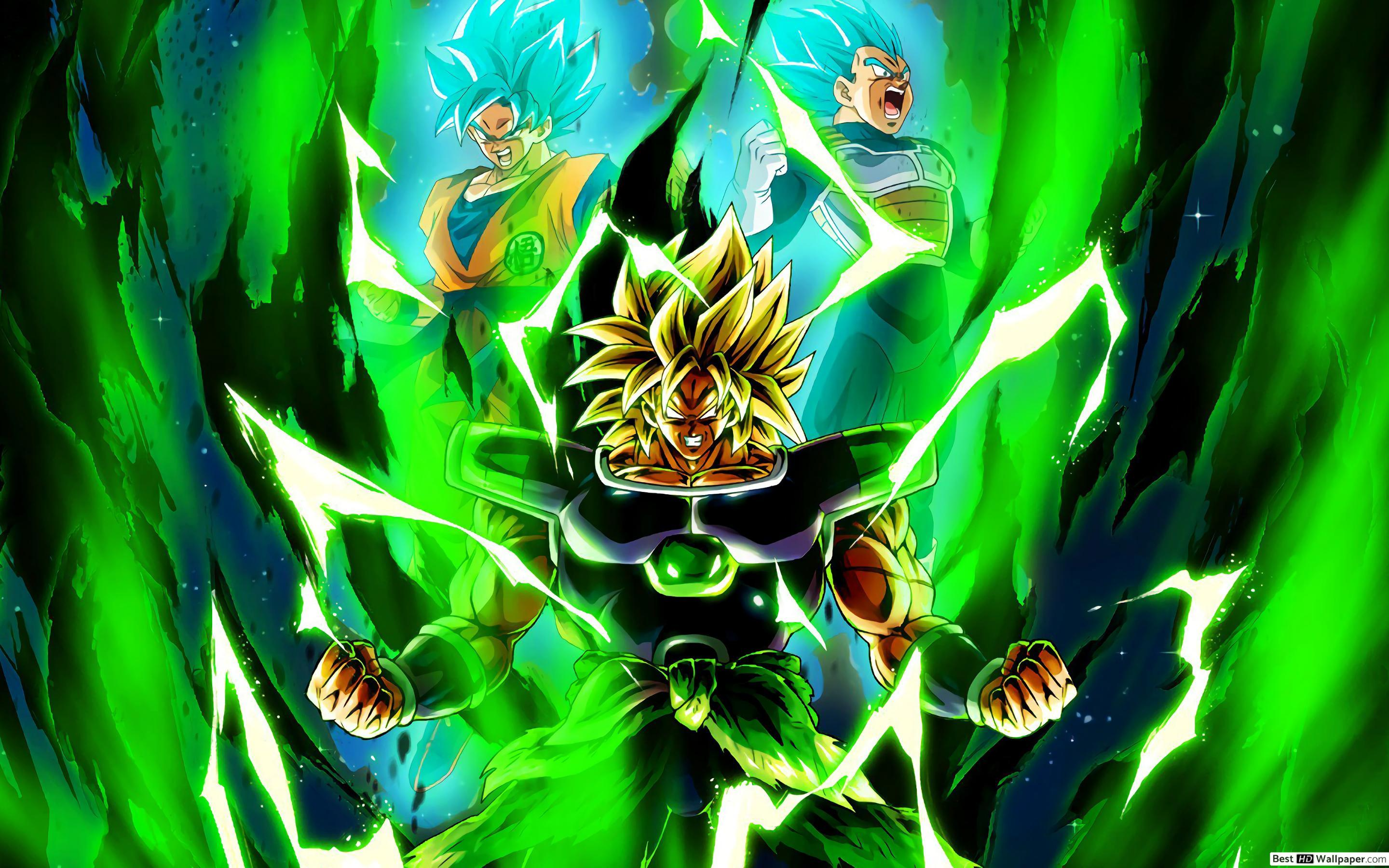 Dragon Ball Z Wallpapers Broly Posted By Zoey Anderson