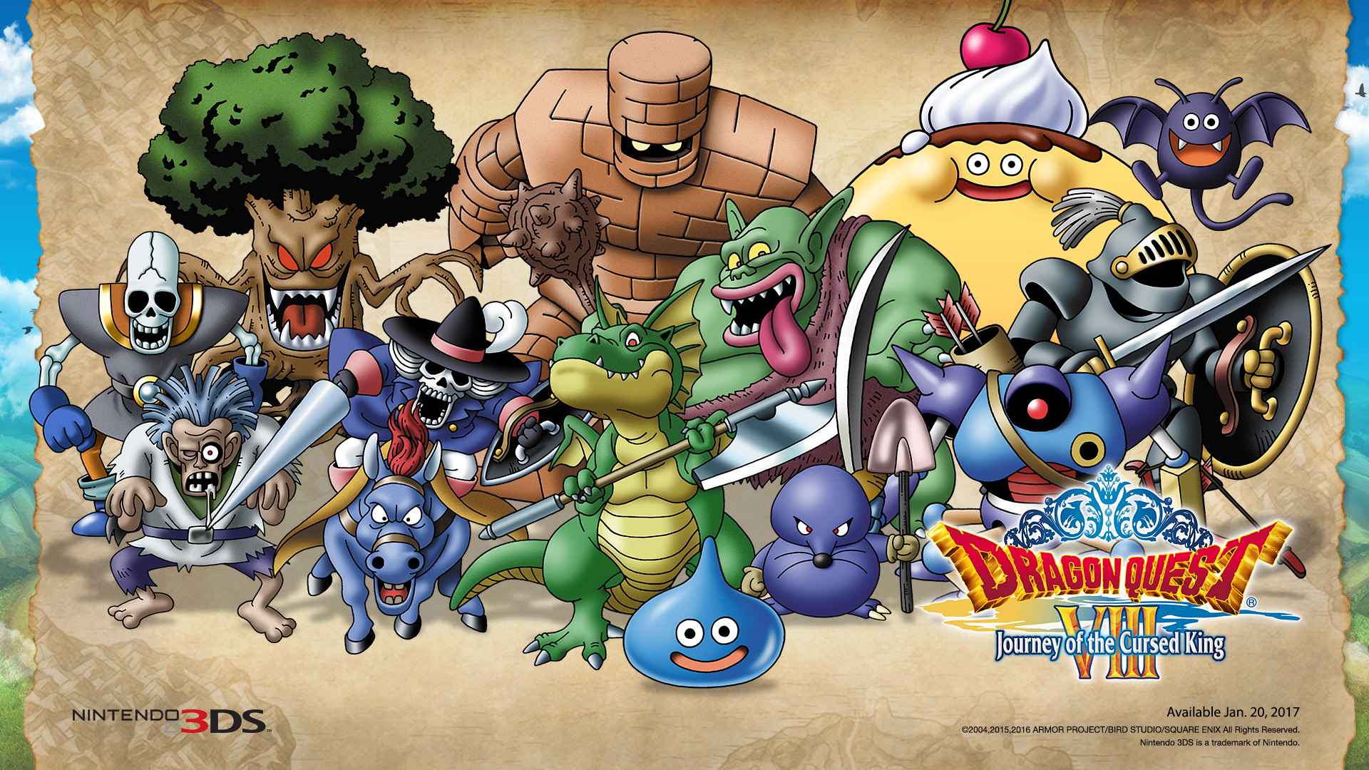 Dragon Quest Slime Wallpaper Posted By Ethan Thompson