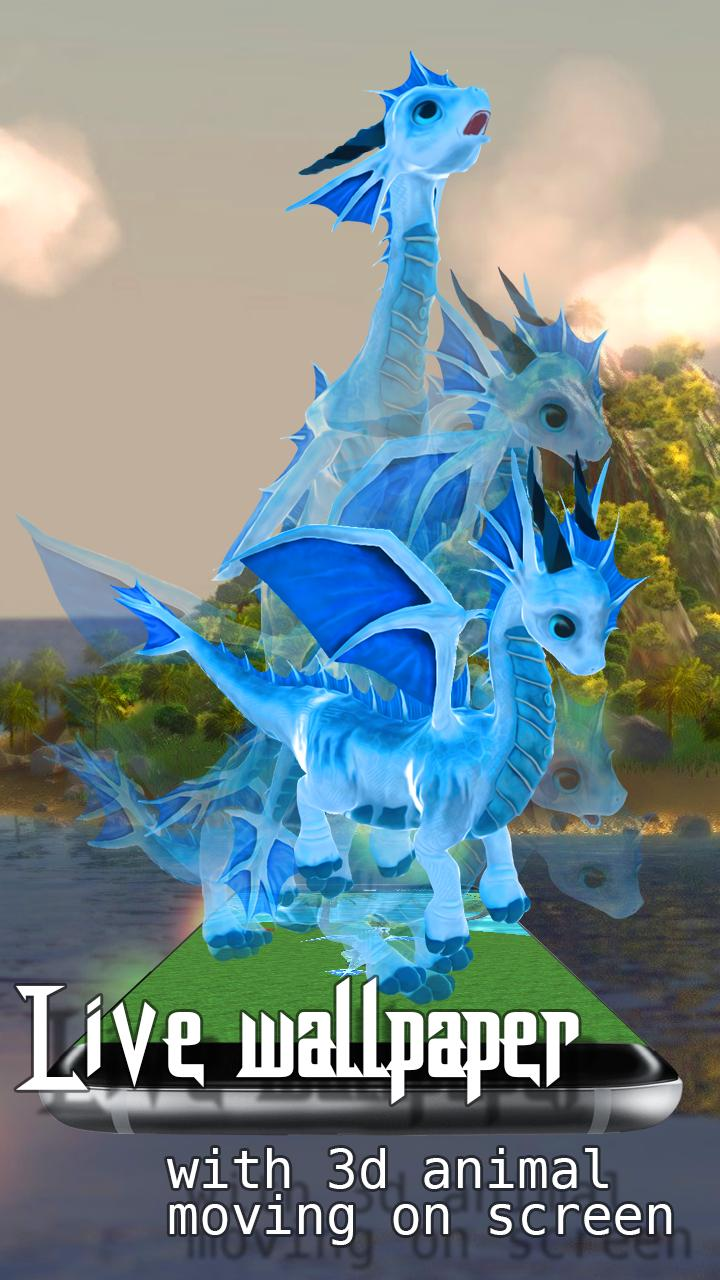 Dragon Wallpaper 3d Posted By Sarah Simpson