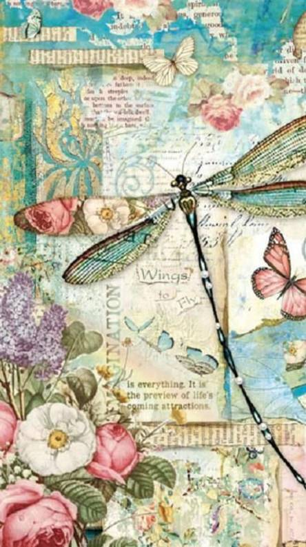 Dragonfly Wallpaper For Android Posted By Michelle Sellers