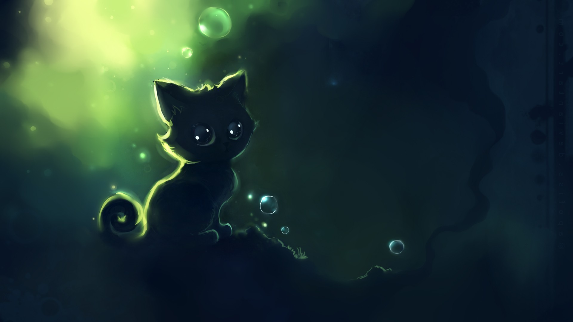 Drawn Cat Wallpapers Posted By Michelle Peltier