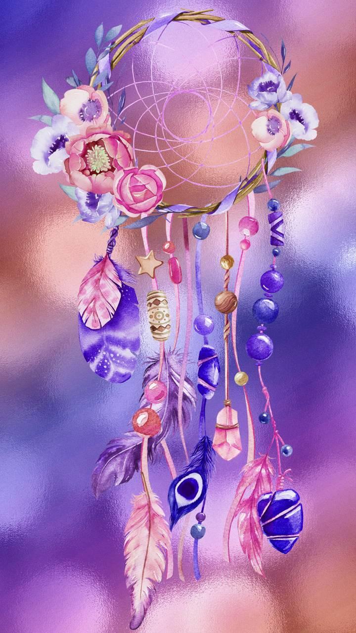 Artistic Dreamcatcher Mobile Wallpaper Dream Catcher