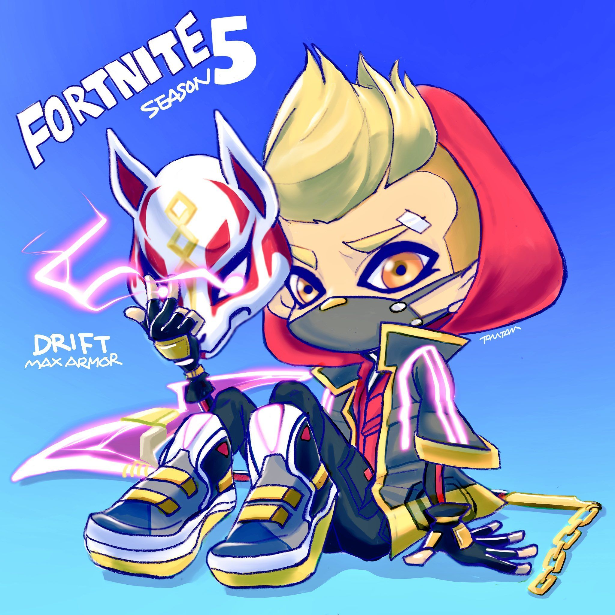 Drift Fortnite Wallpapers Posted By Samantha Simpson