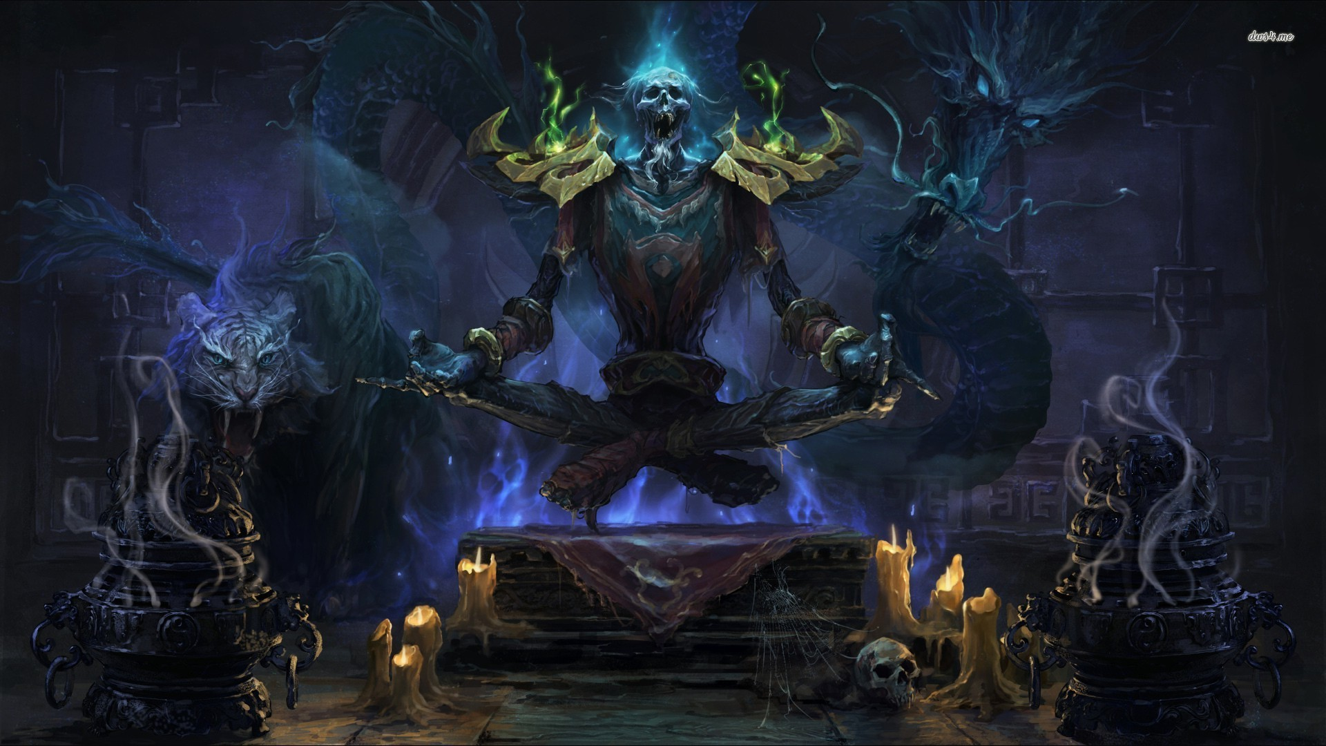Druid Backgrounds Posted By Christopher Johnson