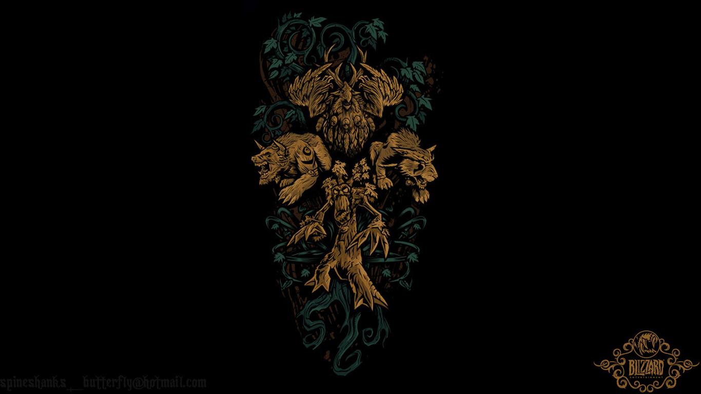 Druid Wallpaper 1920x1080