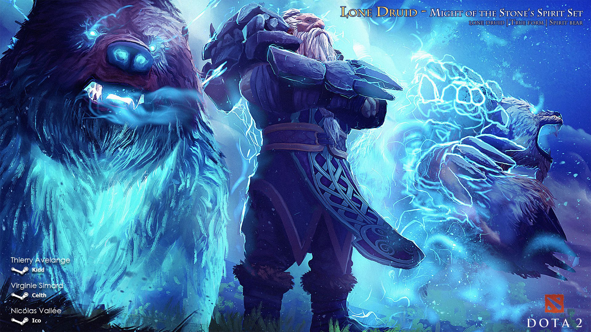 Druid Wallpaper 1920x1080 posted by Ryan Simpson