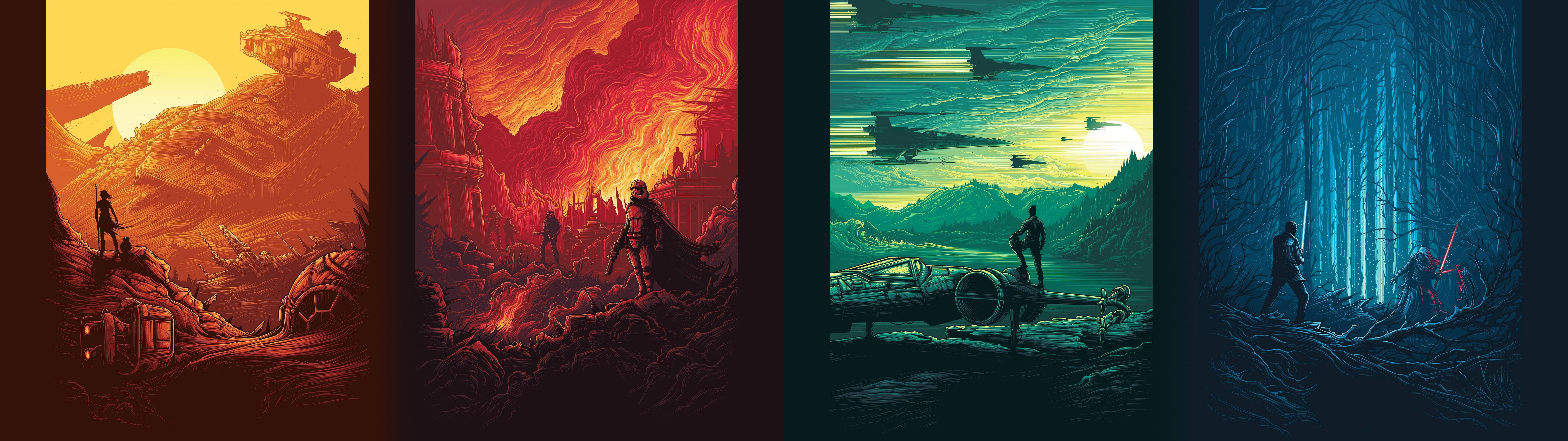 Dual Monitor 4k Wallpaper Posted By Zoey Tremblay
