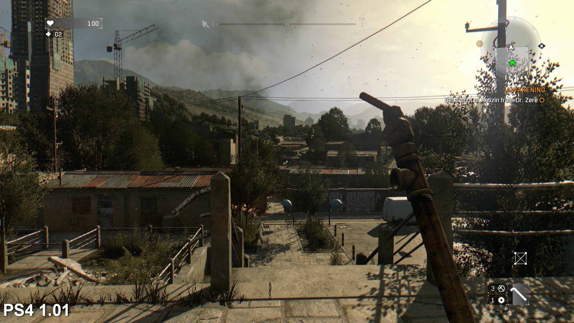 Dying Light Wallpaper 1080p Posted By Ryan Walker