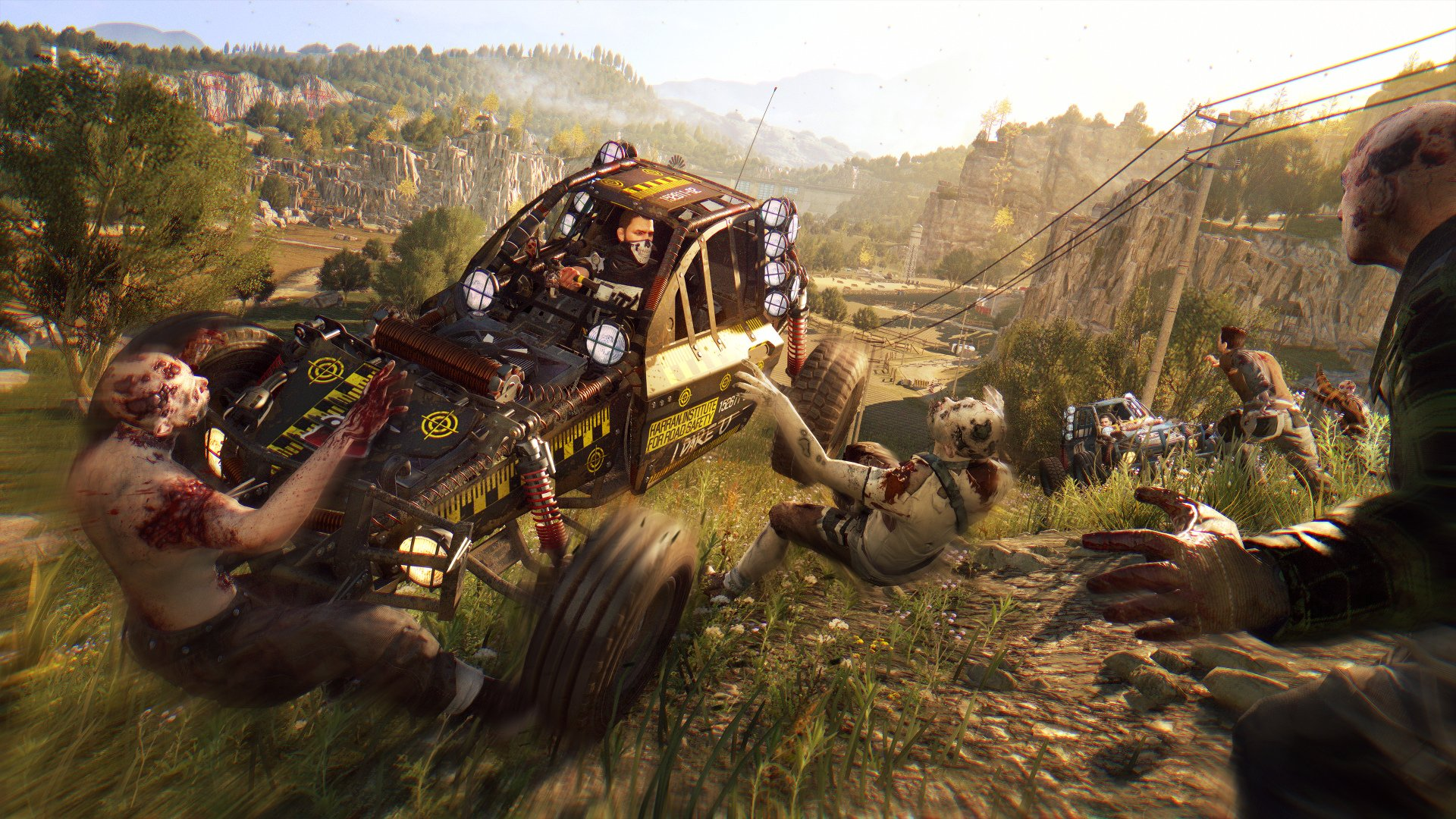 Dying Light Wallpaper Posted By Zoey Simpson
