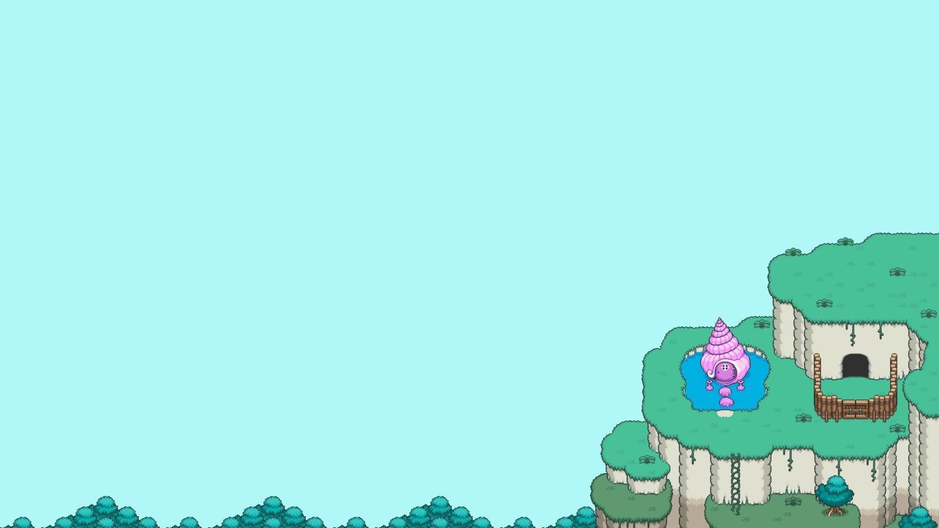 Earthbound Wallpaper Hd Posted By Sarah Johnson
