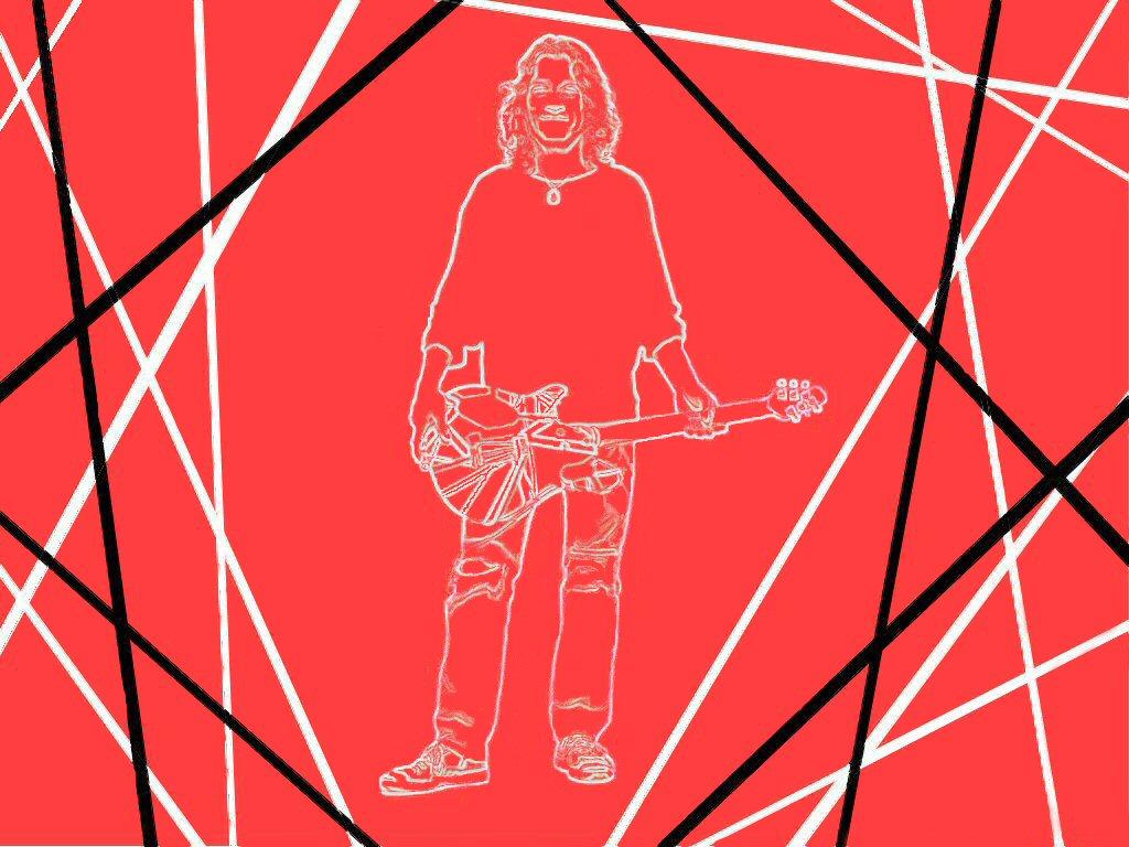 Eddie Van Halen Wallpaper Posted By Sarah Simpson