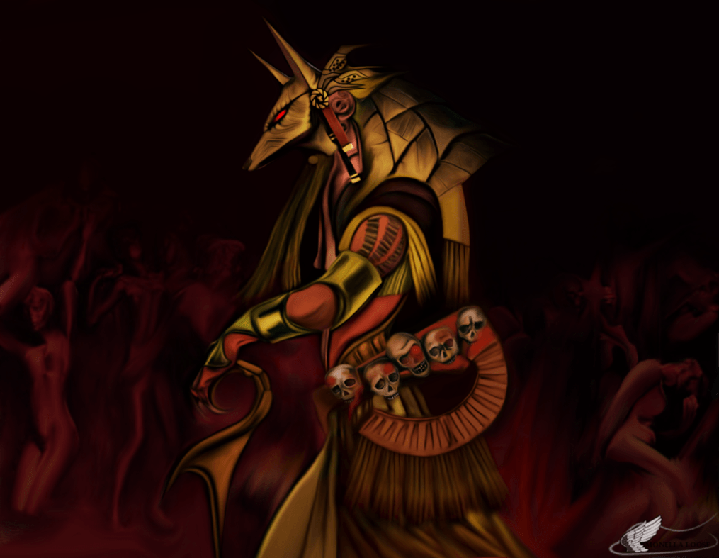 Egyptian God Cards Wallpaper Posted By Michelle Sellers