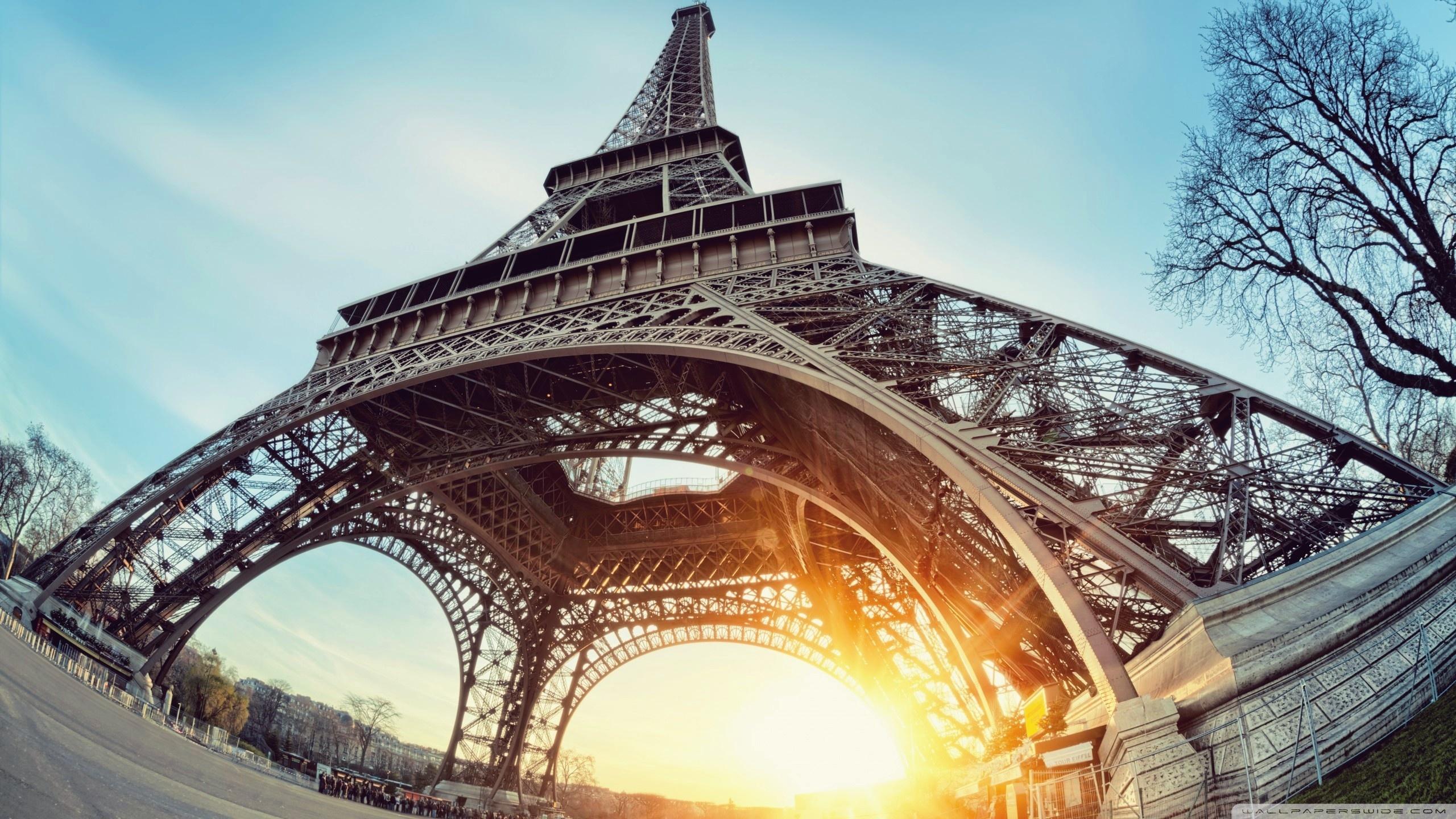 Eiffel Tower High Definition Posted By John Cunningham