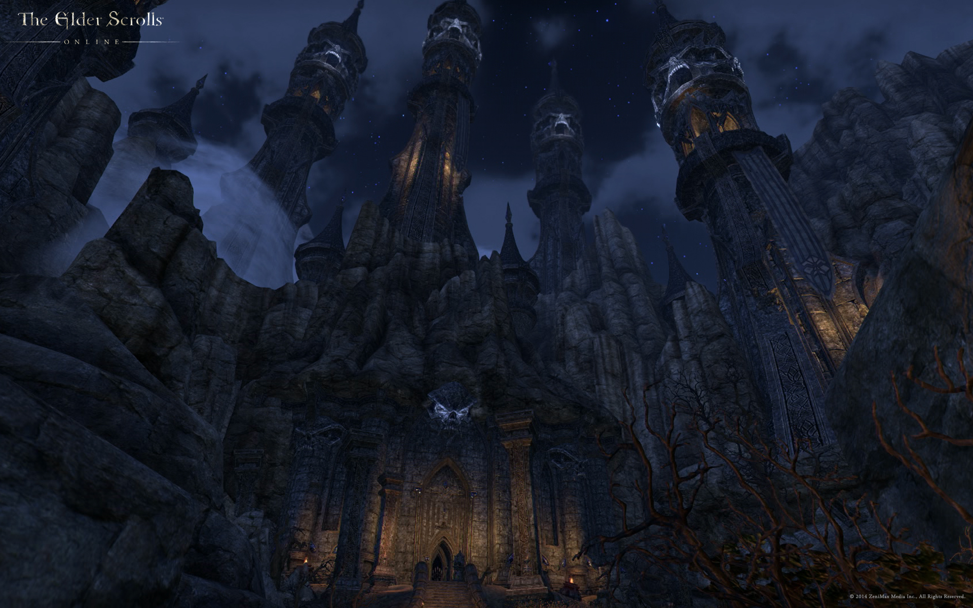 Elder Scrolls Online Desktop Wallpaper Posted By Christopher