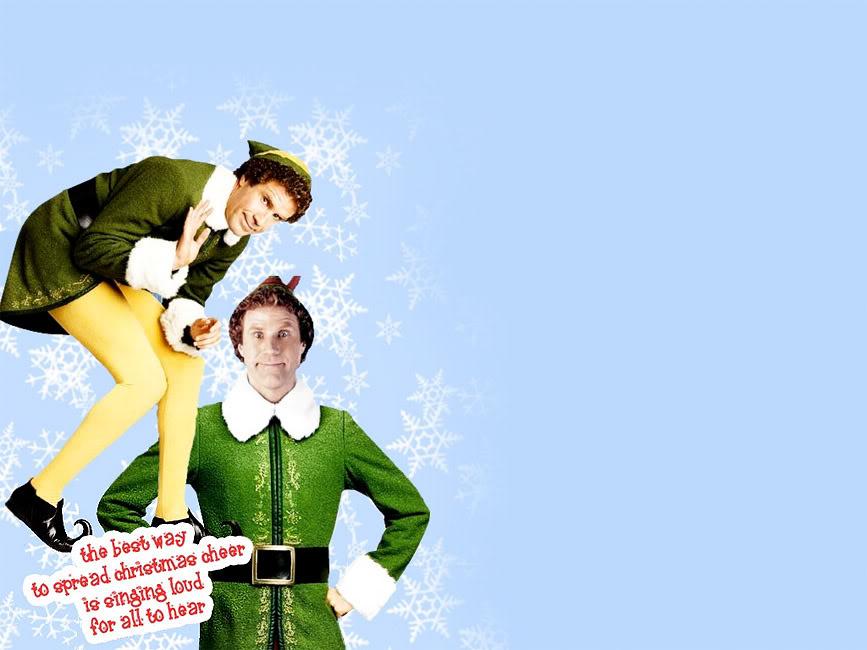 Elf Movie Wallpaper Posted By Samantha Johnson