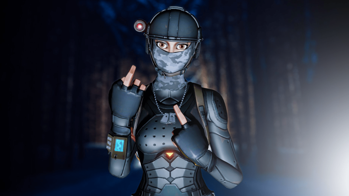 Elite Agent Fortnite Wallpapers Posted By Ryan Tremblay