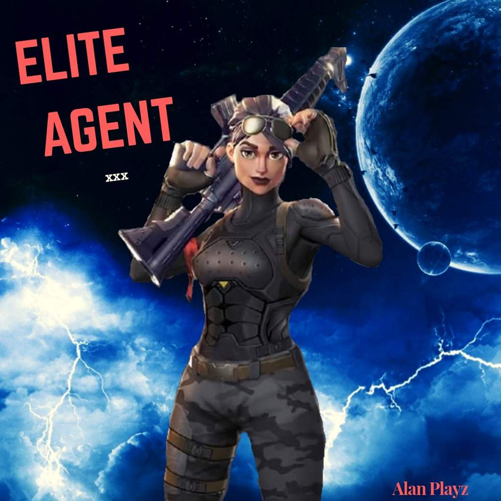 Elite Agent Wallpaper Posted By Michelle Simpson