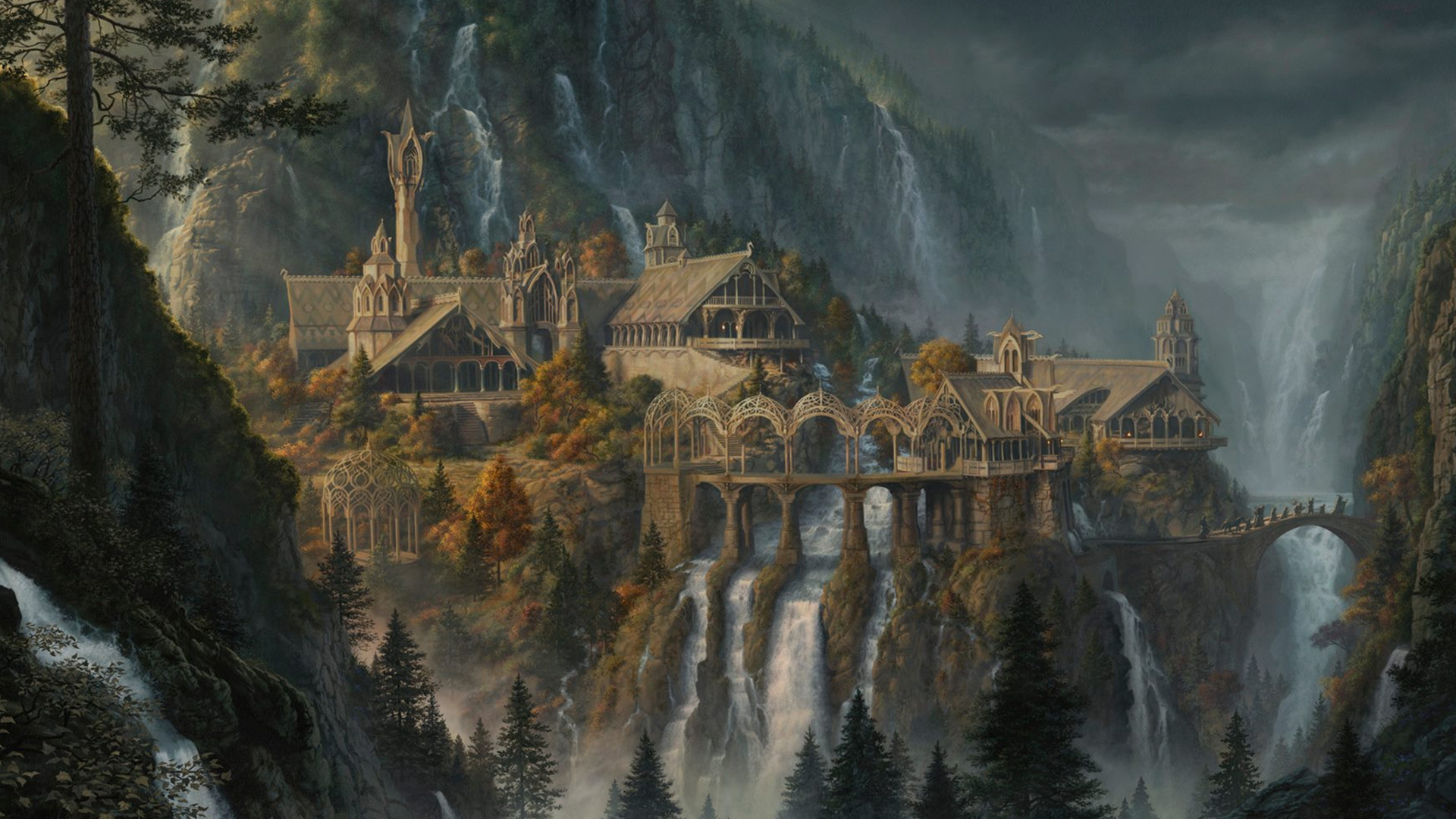 Elven Wallpapers Posted By John Johnson