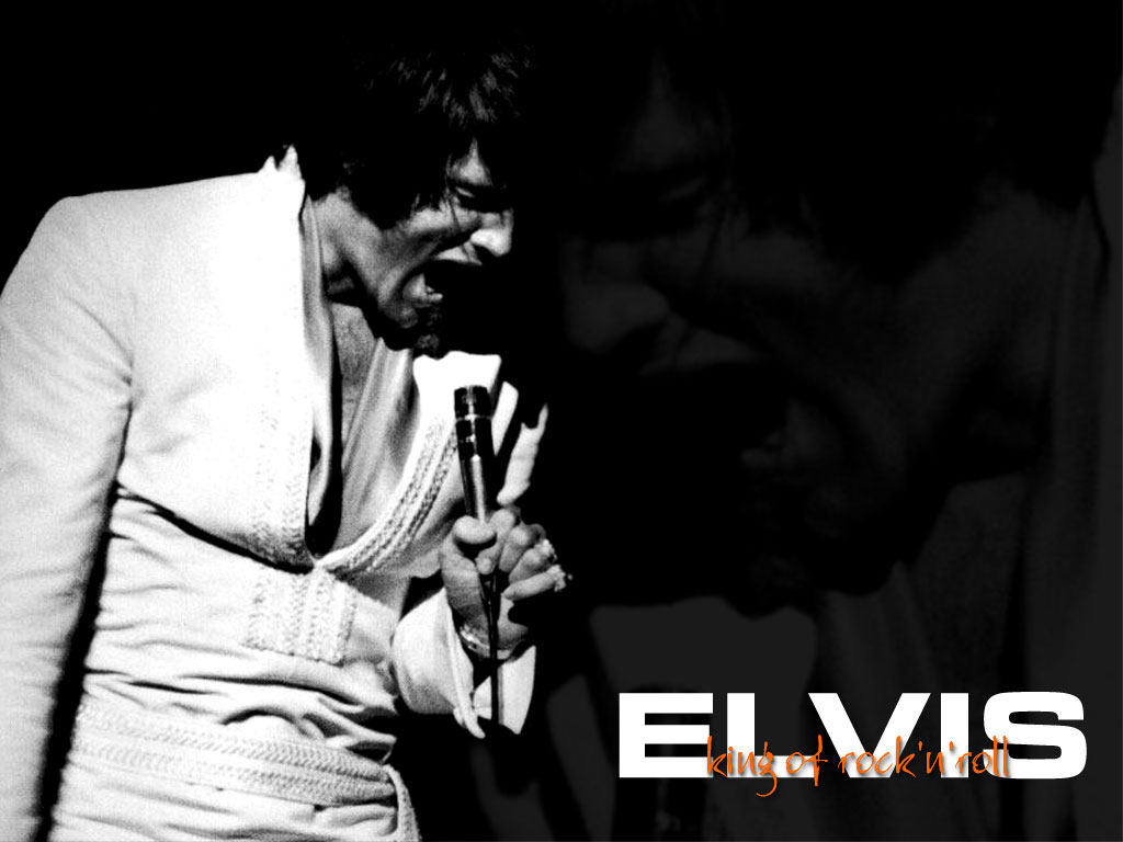 Elvis Presley Screensavers