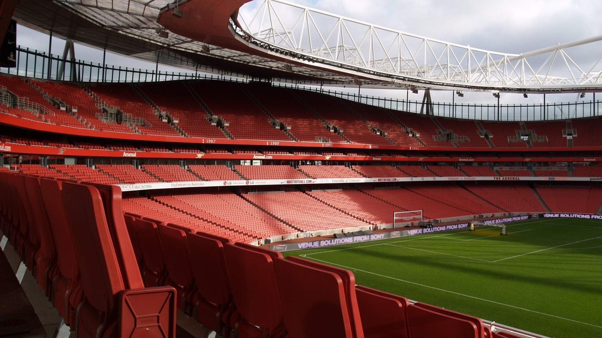 Emirates Stadium Wallpaper Posted By Michelle Peltier
