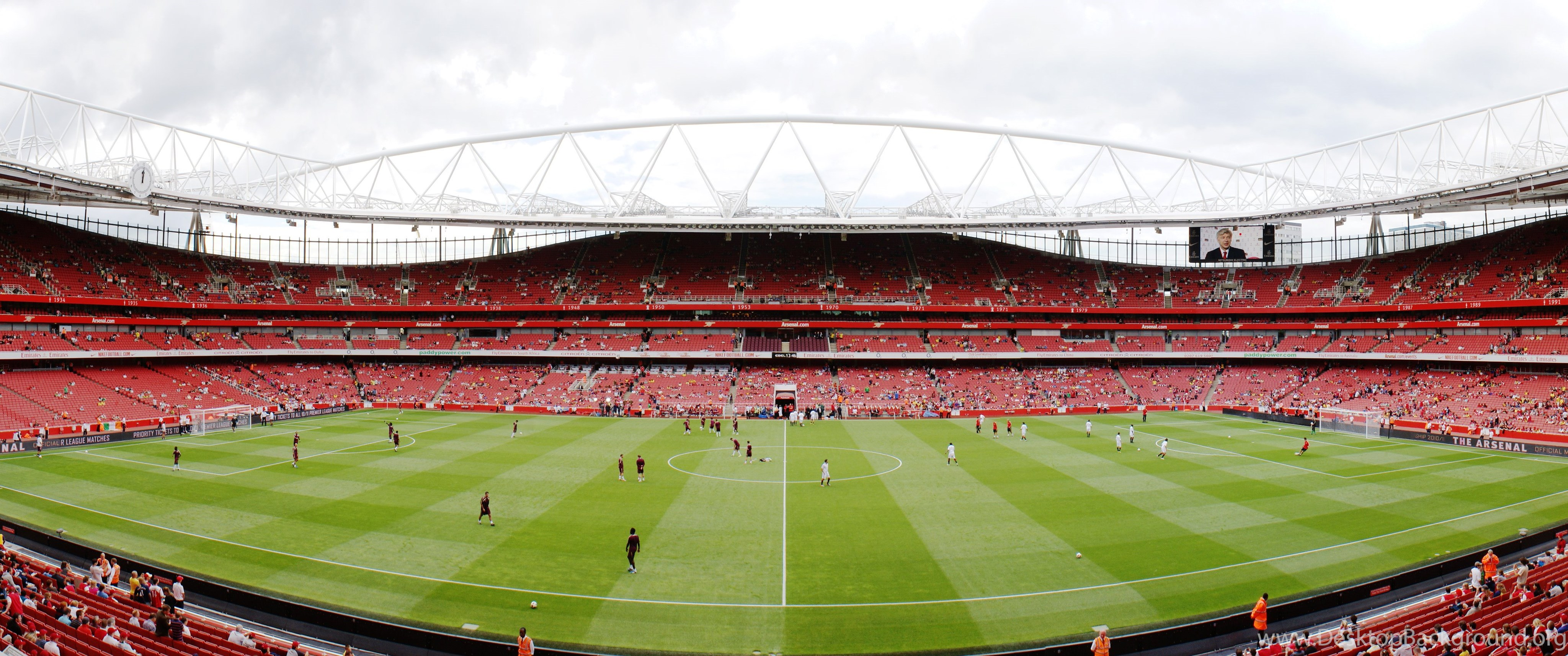 Emirates Stadium Wallpapers Posted By Sarah Simpson