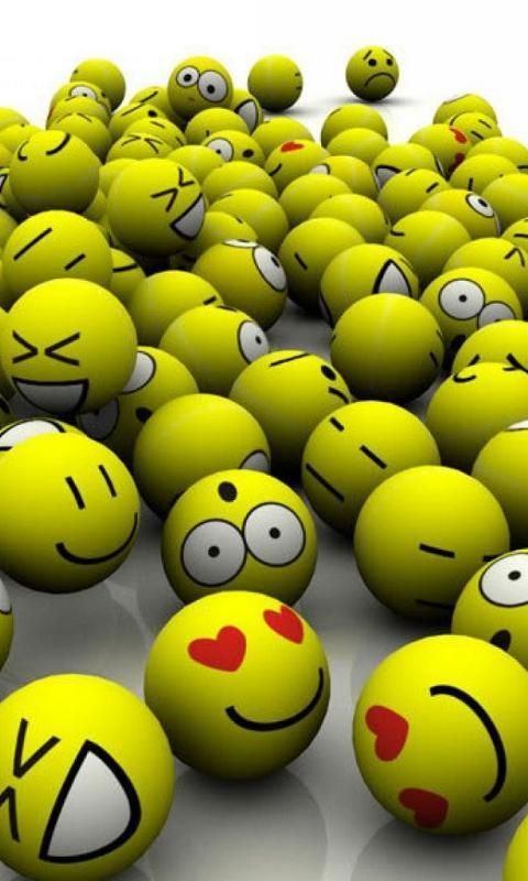 3D Emoji Theme HD Wallpaper for Android APK Download