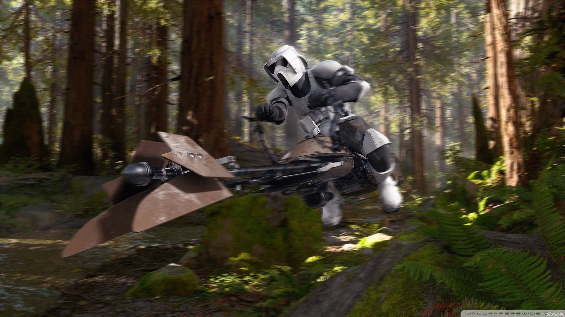 Endor Wallpaper Posted By Ethan Sellers