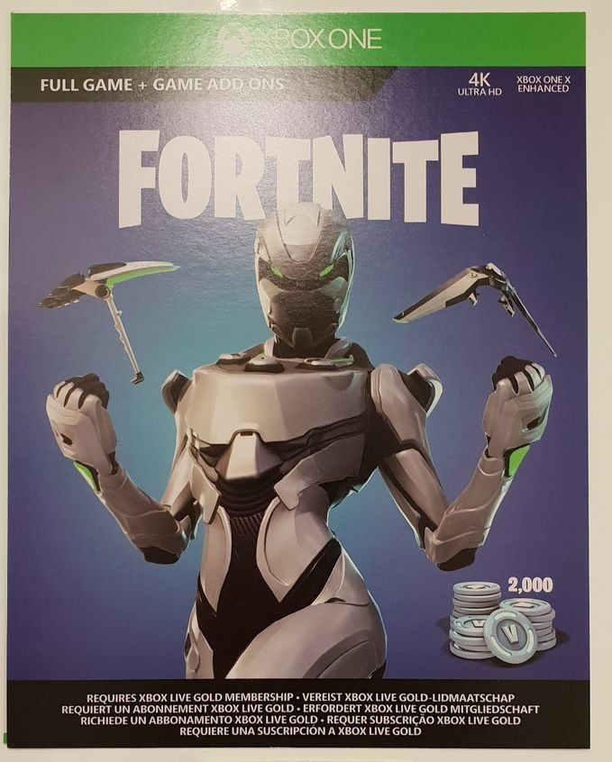 Eon Fortnite Wallpapers Posted By Samantha Cunningham