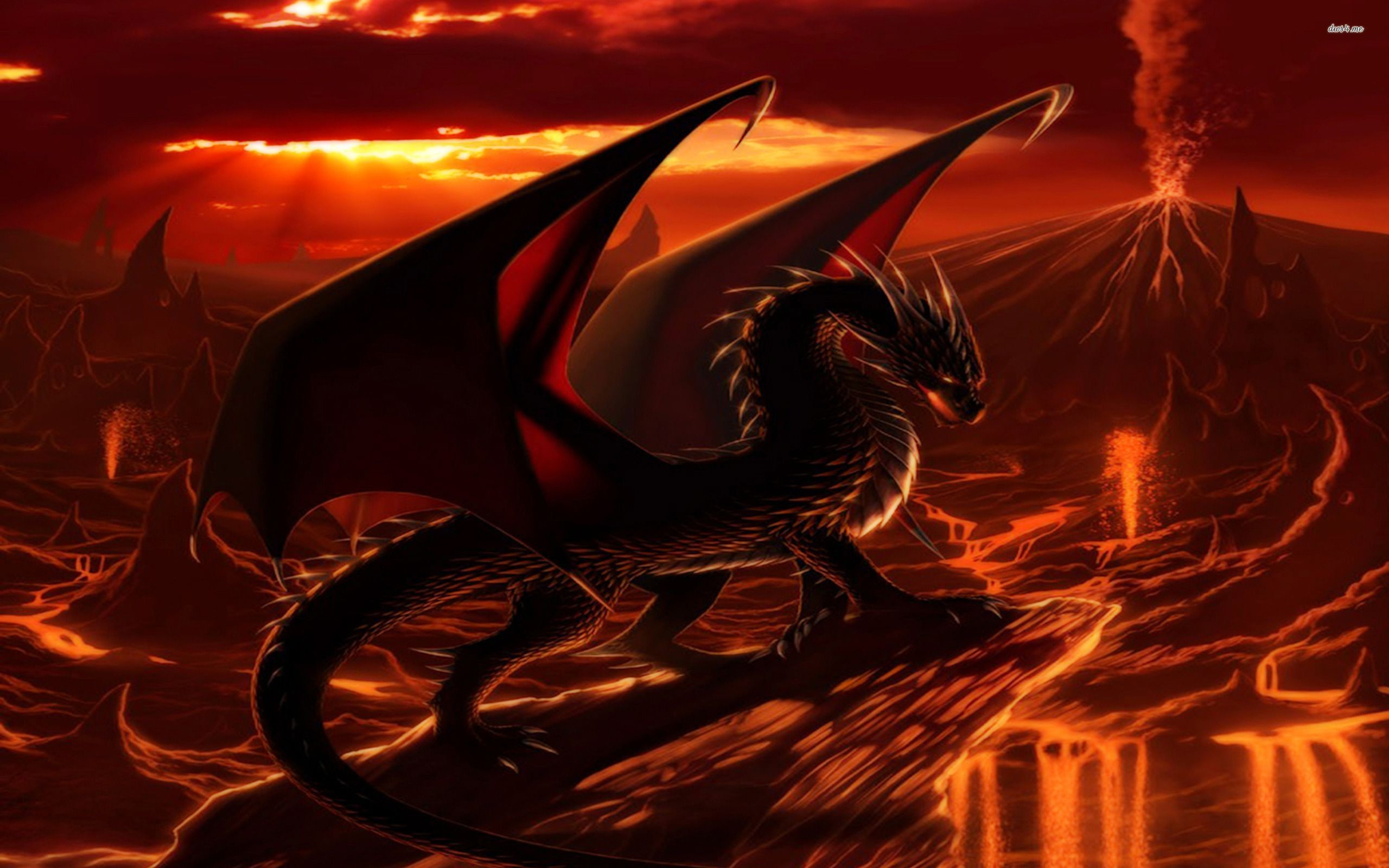 Epic Dragon Wallpaper Posted By Michelle Cunningham