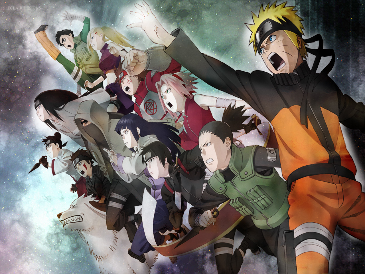 Best 33 Naruto Characters Wallpapers for Desktop on