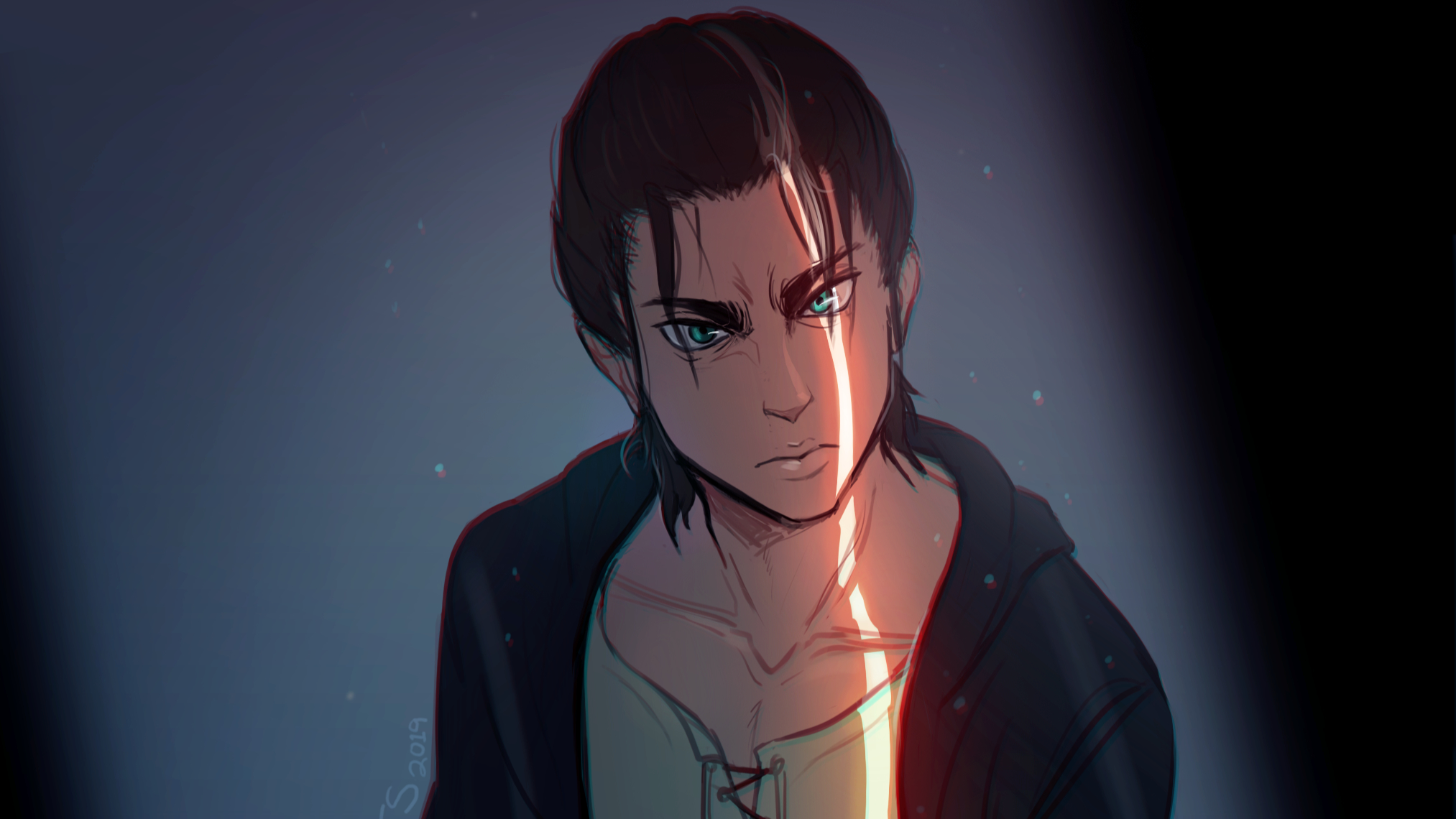 Eren Yeager Wallpaper Posted By Sarah Thompson