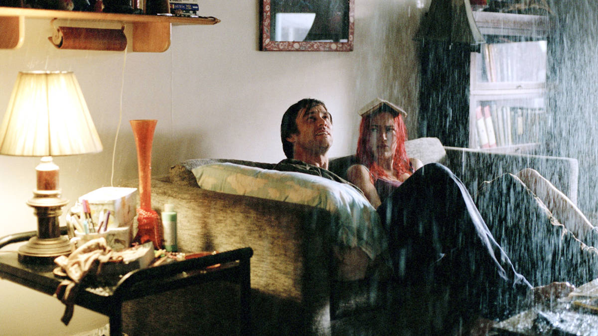 Eternal Sunshine Of The Spotless Mind Wallpaper