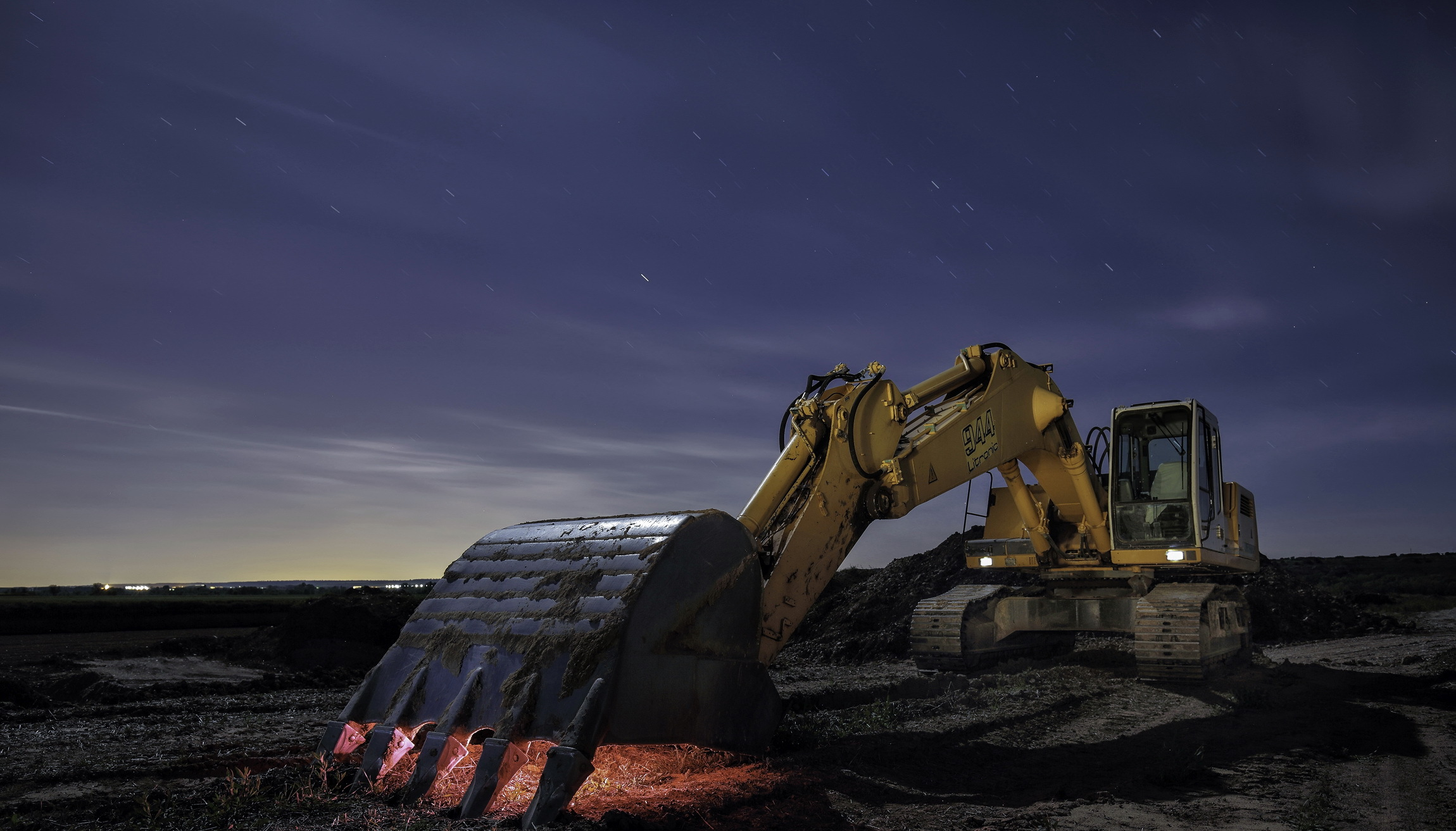 Excavator Wallpaper Posted By Christopher Sellers
